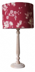 "24x Ruth Table Lamp Beech 450mm (18"")"